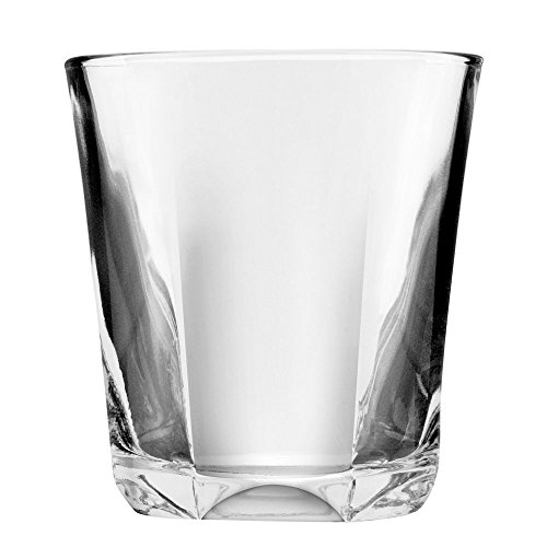 Anchor Hocking 77770 Clarisse Stackable 10 Oz. Rocks Glass - 36 / CS