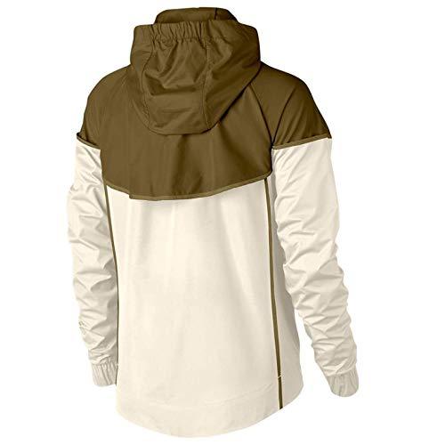 Sail Womens Flak Jacket Windrunner Olive Track NIKE gI4d6Aq6