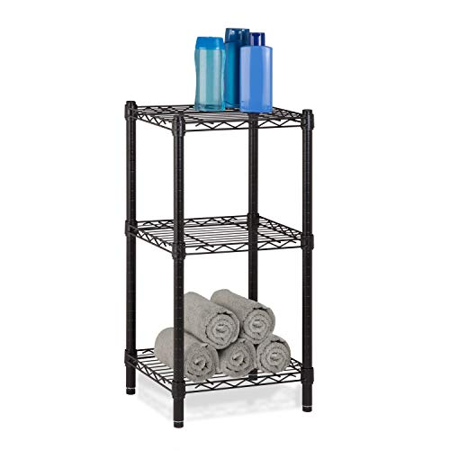 small metal shelf unit - 8