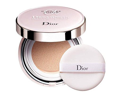 DIOR CAPTURE TOTALE DREAMSKIN PERFECT SKIN CUSHION # 020 FULL SET (2 CUSHION + 1 CASE)