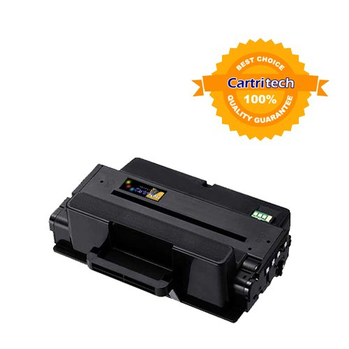 Cartritech Compatible Black Samsung MLT-D205E Laser Toner Cartridge Yield 10,000 pages for Samsung ML-3710D ML-3710ND SCX-5637FR ML-3712DW 3712ND SCX-5639FR SCX-5739FW, Office Central
