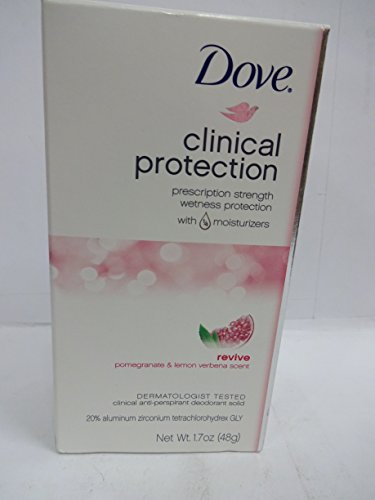 Dove Clinical Protection Anti-perspirant Deodorant Solid, Re