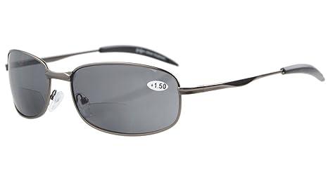 Eyekepper Metallo Telaio Pesca Golf Ciclismo Volare Outdoor bifocali occhiali da sole Brown +3.0 GWae9eTJV