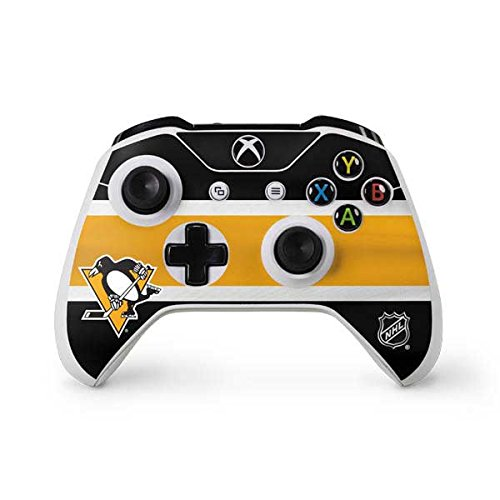 Pittsburgh Penguins Xbox One S Controller Skin - Pittsburgh Penguins Jersey | NHL & Skinit Skin by Skinit