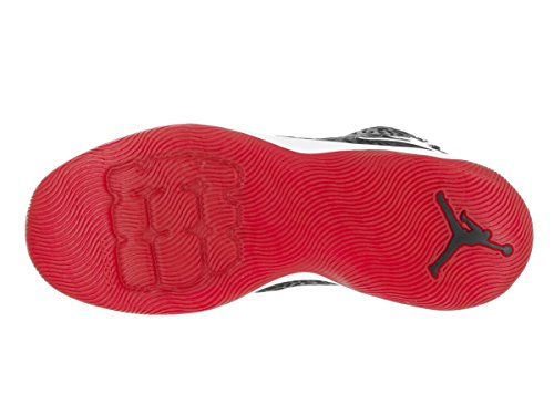 Red Basketball Black White Fly Shoes Ultra Mens Jordan gym gwzxB