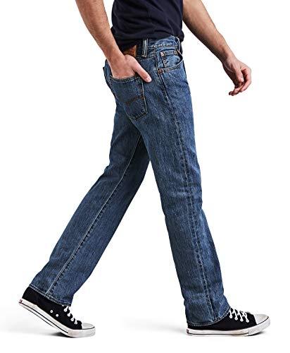Original Levi's Fit Jeans Bleu 501 Stonewash medium Homme Rqpqw5xrT