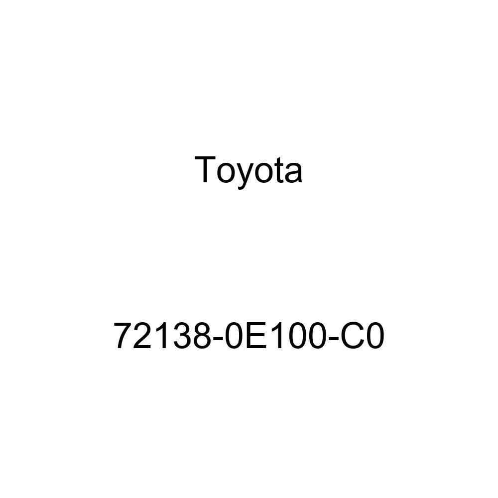 TOYOTA 72138-0E100-C0 Seat Track Bracket Cover