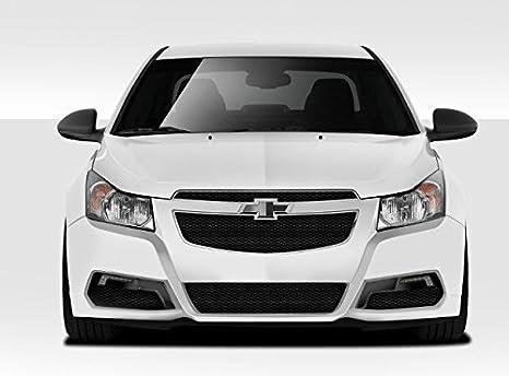 2011 - 2015 Chevrolet Cruze Duraflex GT Racing Front Bumper Cover - 1 piezas de Duraflex: Amazon.es: Coche y moto