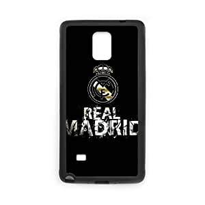 Samsung Galaxy Note 4 Cell Phone Case Black Real Madrid kumr