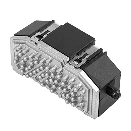 Price comparison product image Acouto Blower Motor Resistor,  Aluminum + ABS Car Heater Blower Resistor,  3C0907521F