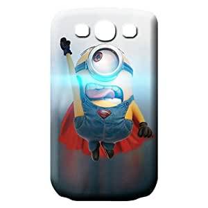 samsung galaxy s3 mobile phone carrying cases Pretty Slim High Quality Minion Superman
