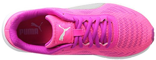 Puma Meteor Wn's - Zapatillas de Entrenamiento Mujer Rosa (Knockout Pink-ultra Magenta 05)
