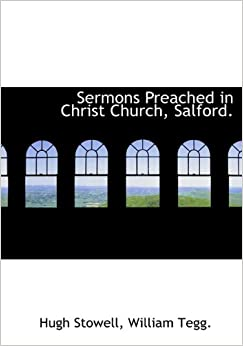 Book Sermons Preached in Christ Church, Salford.