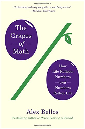The Grapes of Math: How Life Reflects Numbers and Numbers Reflect Life [Alex Bellos] (Tapa Blanda)