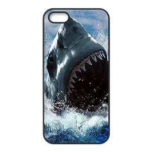 Shark Diy Case for iPhone 5,5S ,Customized Hard case Fashion Style MK864926