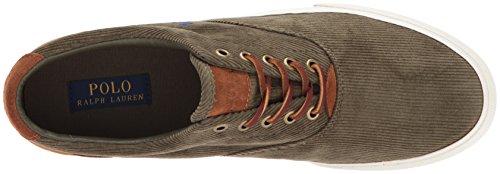 Polo Ralph Lauren Heren Vaughn Lace-up Sneaker Groen