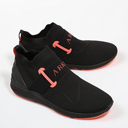 ARKK Uomo, Spyqon FG, Tessuto Tecnico, Sneakers, Nero