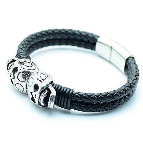 Breed Mens Weave Chain Classic Armband Gift Holiday Gifts