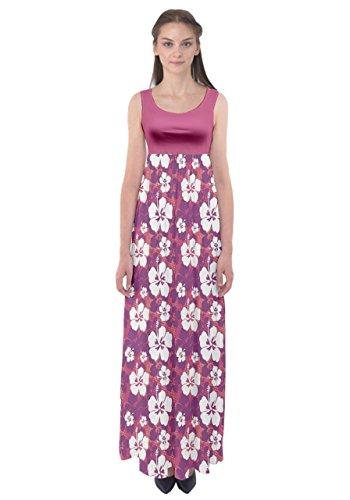 CowCow - Vestido - para mujer Violet Hawaii