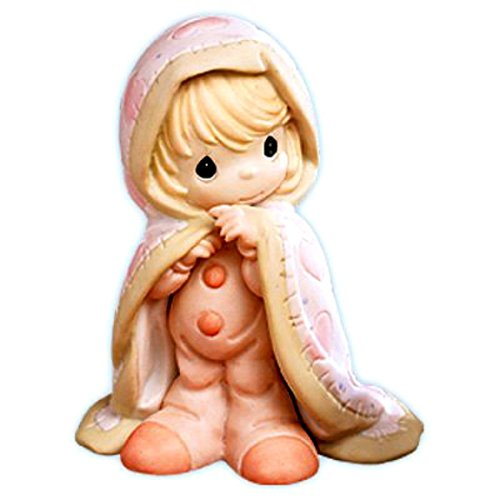 Precious Moments Figurine Your Love Is Just So Comforting