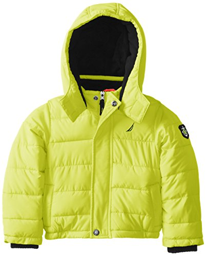 09c55c1bb Nautica Boys  Hooded Puffer Jacket - Import It All