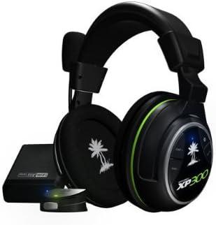 Turtle Beach XP300 - Auriculares con micrófono inalámbricos, Color Negro: Amazon.es: Informática