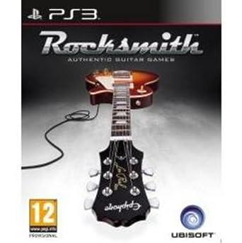Rocksmith - includes Real Tone Cable [Importación inglesa]: Playstation 3: Amazon.es: Videojuegos