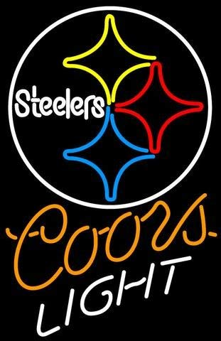 Pittsburgh Steelers Neon Light Price Compare