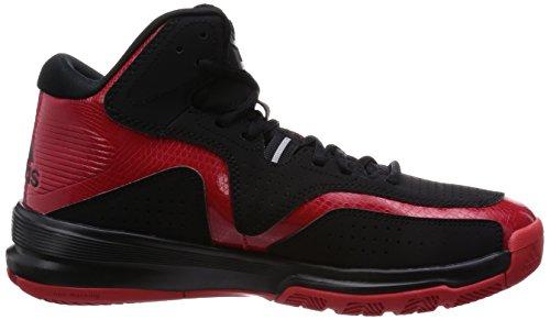 Howard D 6 Baskets Rouge Noir Adidas Homme Pour vq5dvxw