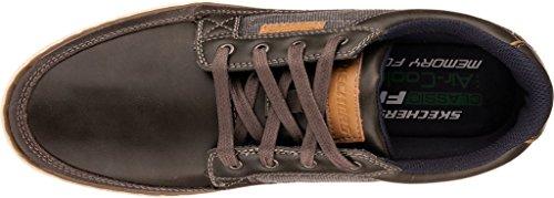 Zapatillas Hombre Lanson Elaven de Skechers, Carb�n
