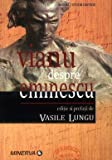 img - for Vianu despre Eminescu (Romanian Edition) book / textbook / text book