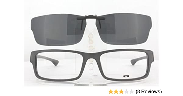 b1cad0a3c5 Amazon.com  OAKLEY SERVO-OX1066-57X18 CLIP-ON (Frame NOT Included)  Health    Personal Care