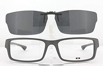 7d6aac0c5f Image Unavailable. Image not available for. Color  OAKLEY SERVO-OX1066-57X18  CLIP-ON (Frame NOT Included)