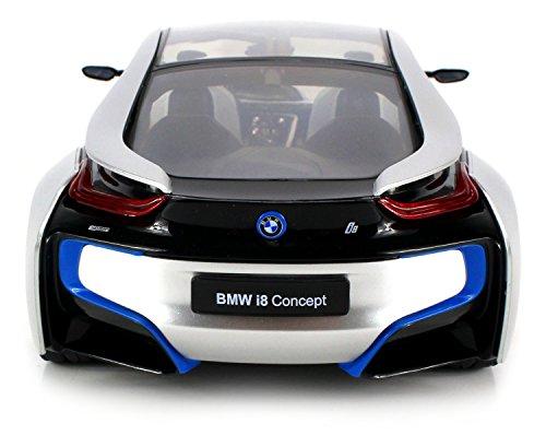 licensed bmw i8 concept edrive electric rc car 1 14 scale. Black Bedroom Furniture Sets. Home Design Ideas