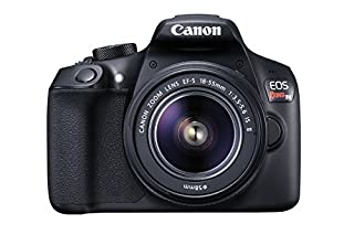 Canon EOS Rebel T6 Digital SLR Camera Kit with EF-S 18-55mm f/3.5-5.6 IS II Lens (Black) (B01CO2JPYS) | Amazon Products