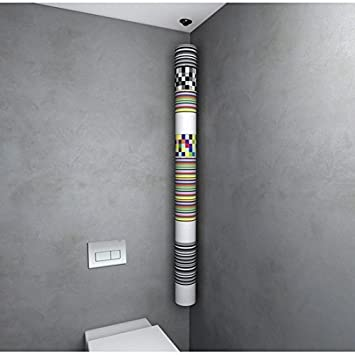 Gut bekannt LIF - Porte rouleaux papier wc suspendu design roll'up lif: Amazon  WU92
