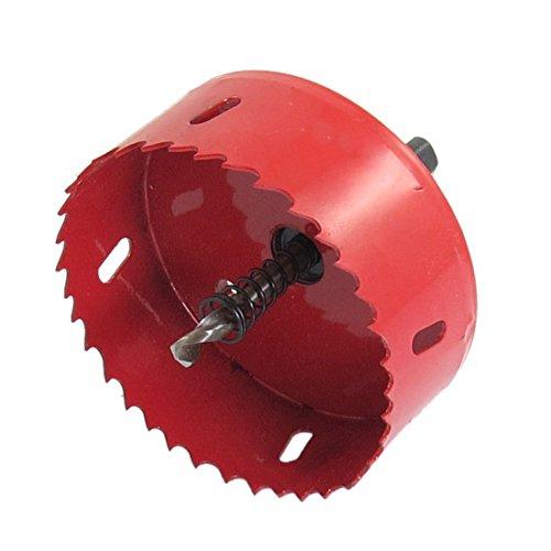TOOGOO (R) 6 mm Twist-Bohrer Holz Eisen Cutting Durchmesser 90mm Bimetall Lochsaege Schneidwerkzeug