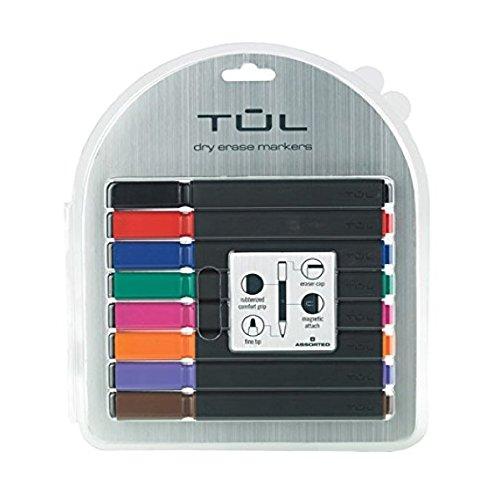 Amazon Com System Disco Tul Dry Erase Markers Chisel