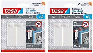 tesa Klebenagel für Tapeten und Putz (1kg - 4 Nägel)