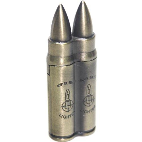 Bullet Refillable Butane Lighter - 6