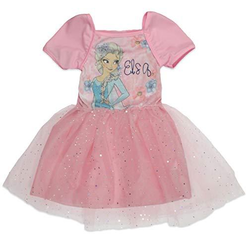 Disney Frozen Elsa Girls Dress