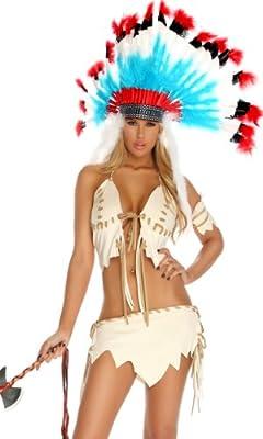 Forplay Women's Tribal Tease