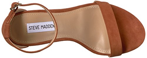 Us Chestnut Sandal Madden Declairw W Heeled 7 Multi Steve Women's nO4qgnf