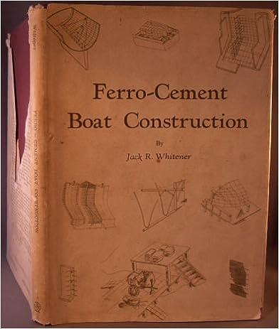 Ferro-Cement Boat Construction,