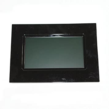 viewsonic vfa710w 50 7 inch digital photo frame black