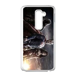 Superman LG G2 Cell Phone Case White JD7705289