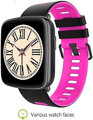 KLAYL Reloj Inteligente GV68 Heart Rate Monitor Smart Watch Ip68 ...