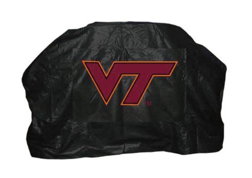 NCAA Virginia Tech Hokies 68-Inch Grill Cover -