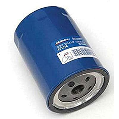 Eckler's Premier Quality Products 50-212337 - Chevelle Oil Filter, PF1218, Ac Delco: Automotive
