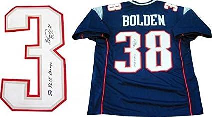 Brandon Bolden Jersey